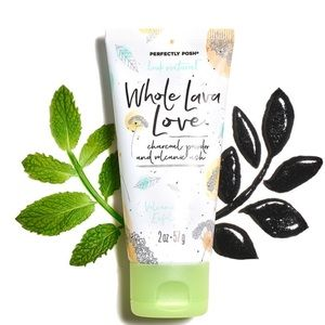 Posh ~ Whole Lava Love Exfoliating Face Cleanser